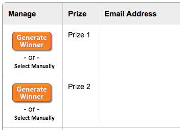 Winner-generate-or-select