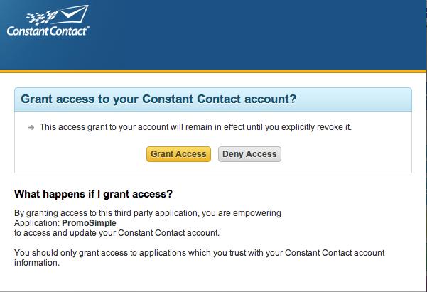 Constant-Contact-Grant-Access