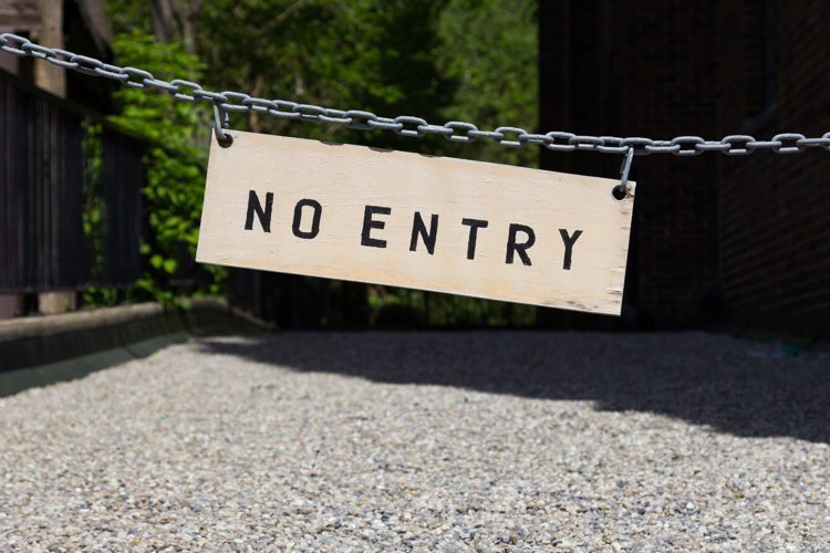 barriers to entry for your giveaway
