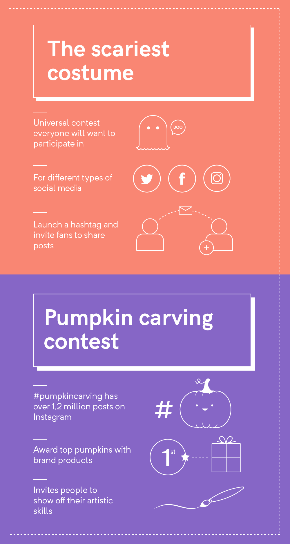 Halloween Contest Ideas For Work.Halloween Contest Ideas That Will Help You Boost Audience Engagement Promosimple