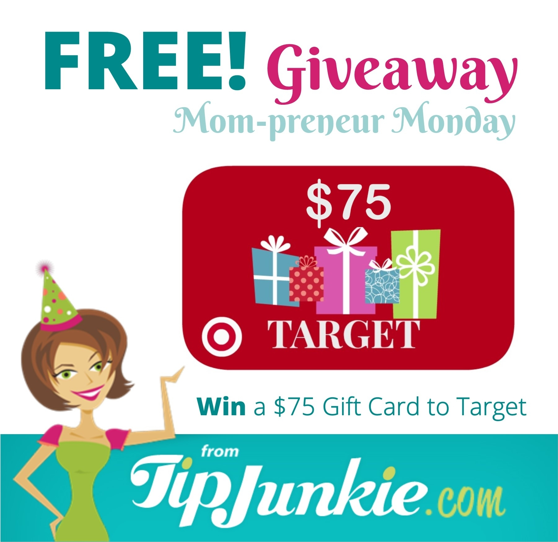75 Target Gift Card Giveaway
