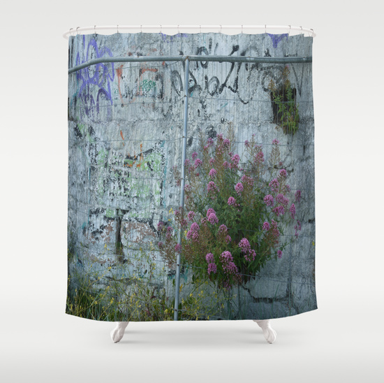 Win Artsy Shower Curtain By Victoria Smith