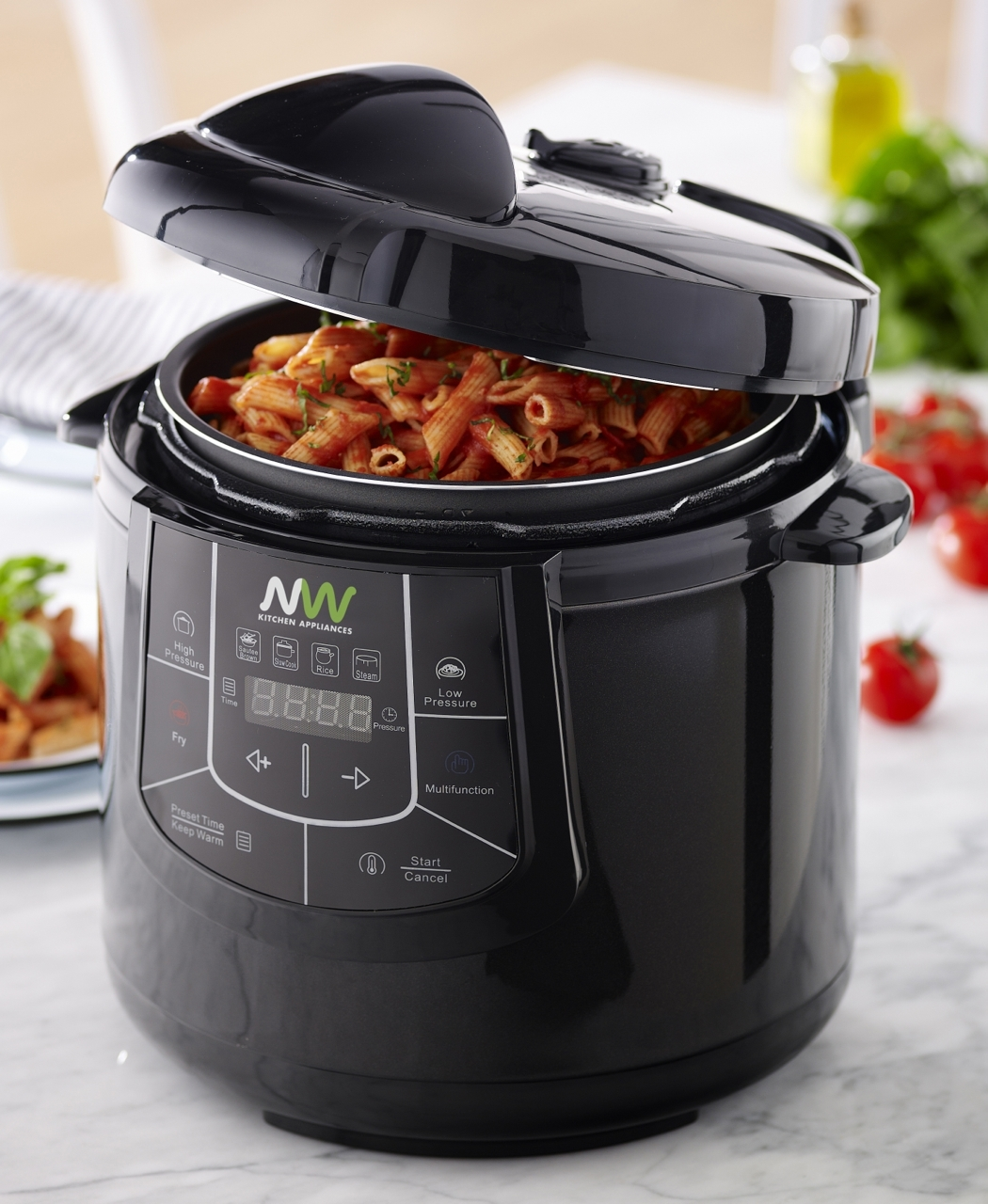 Giveaway: NewWave 6-in-1 Electric Multi-Cooker   My Baking Addiction