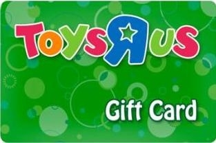 Win toys r us gift card