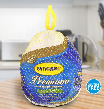 Butterball checks