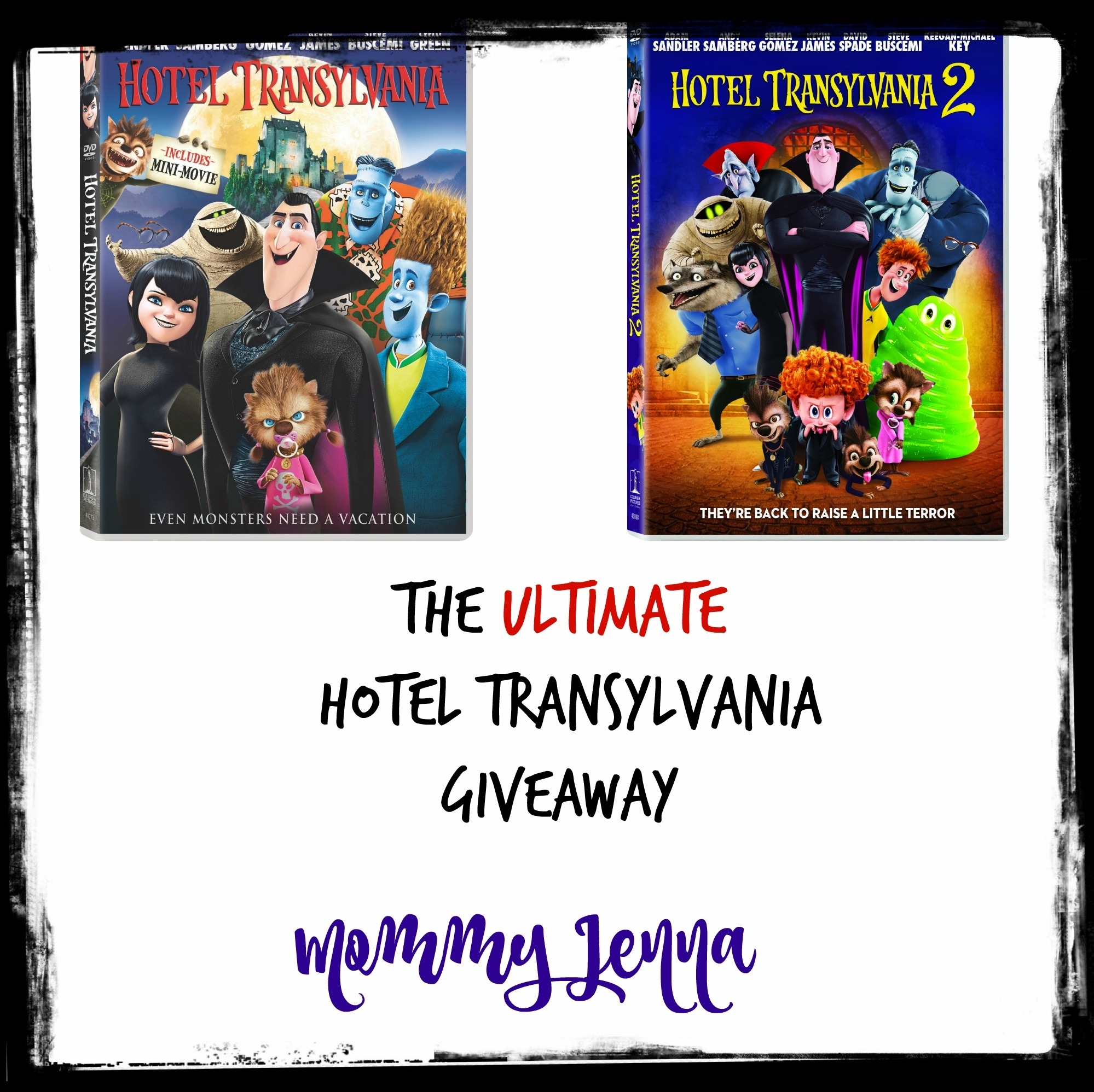 Catch up with the ultimate hotel transylvania giveaway mommy jenna your entries publicscrutiny Image collections